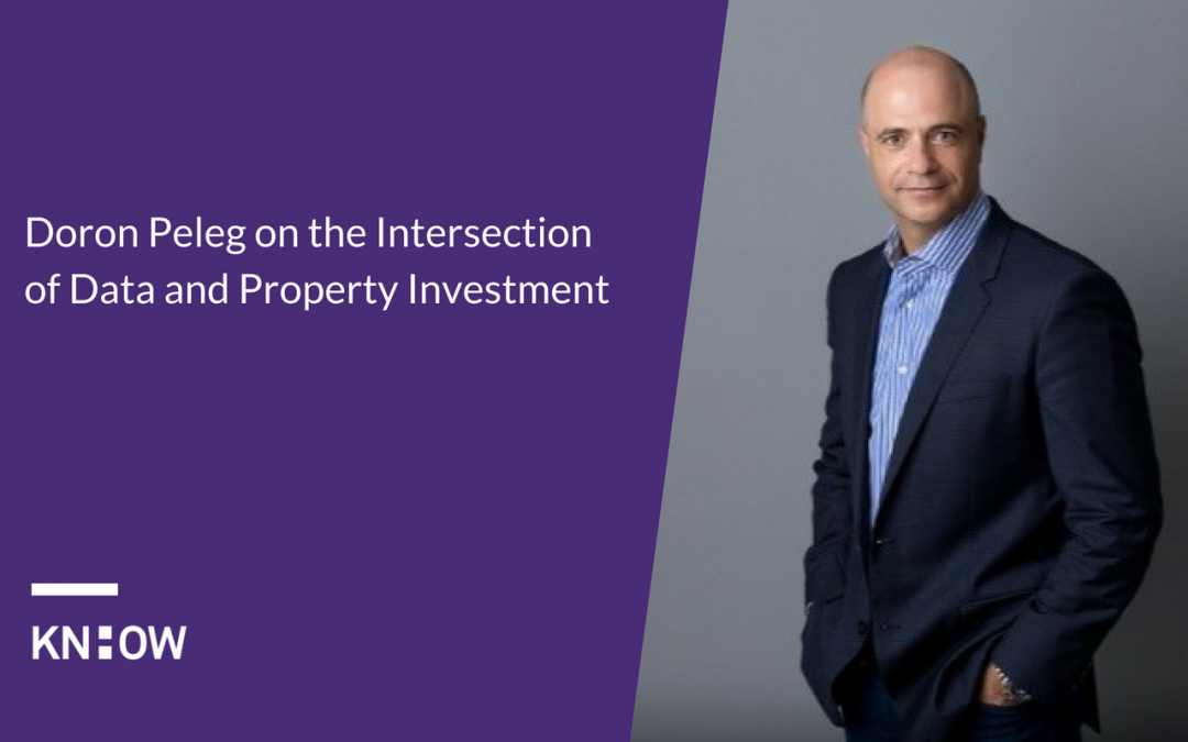 24. Doron Peleg on the Intersection of Data and Property Investment