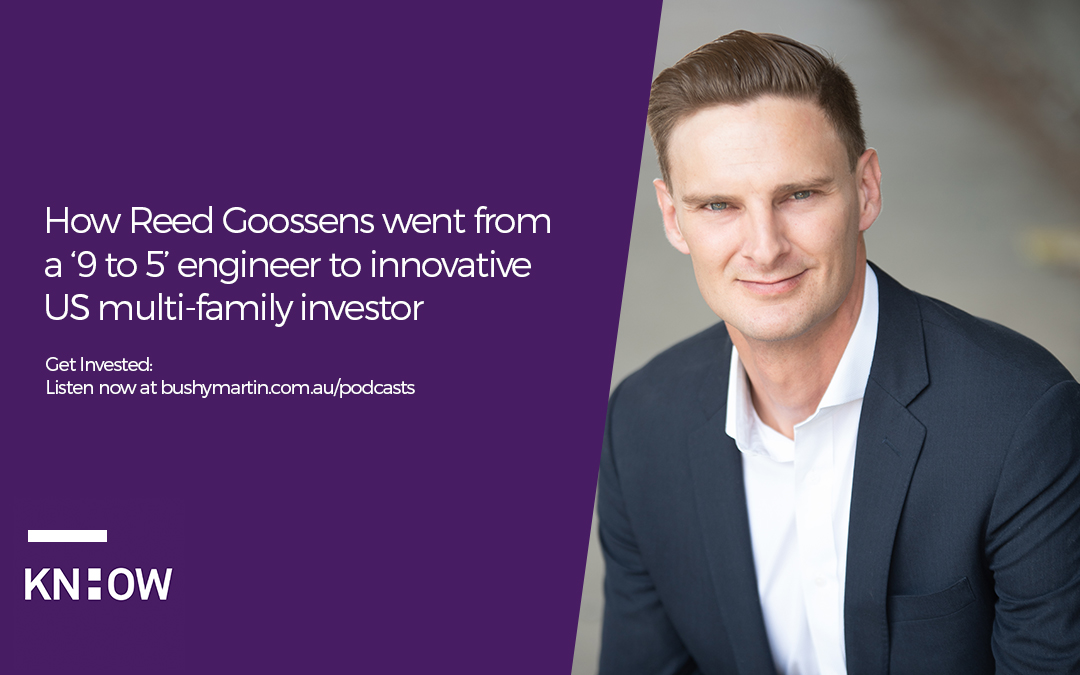 34. How Reed Goossens went from a '9 to 5' engineer to innovative US multi-family investor
