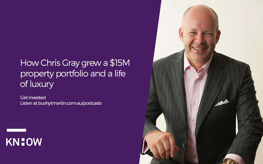 38. How Chris Gray grew a $15M property portfolio and a life of luxury