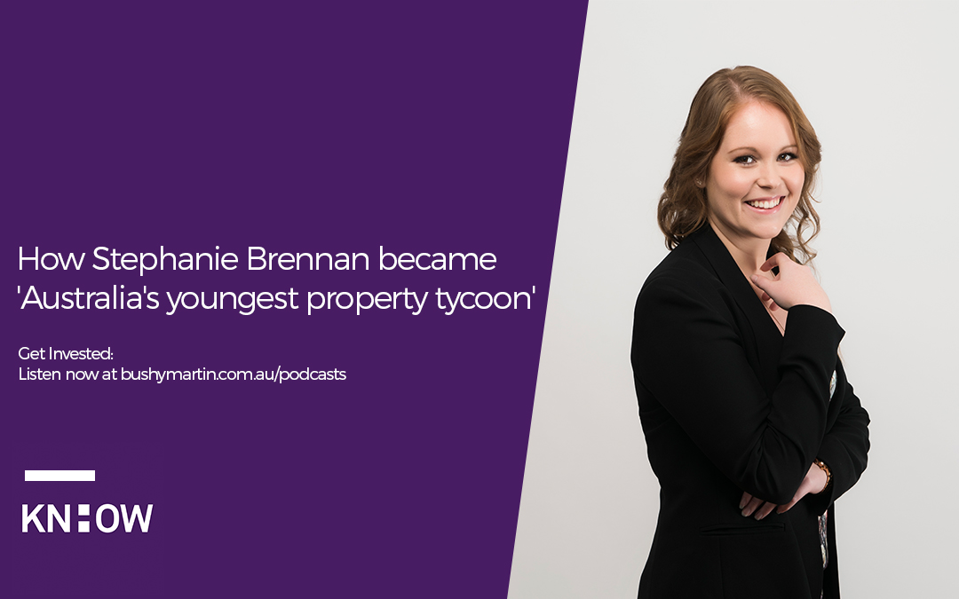 37. How Stephanie Brennan became 'Australia's youngest property tycoon'