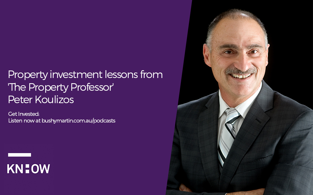 41. Property investment lessons from 'The Property Professor' Peter Koulizos