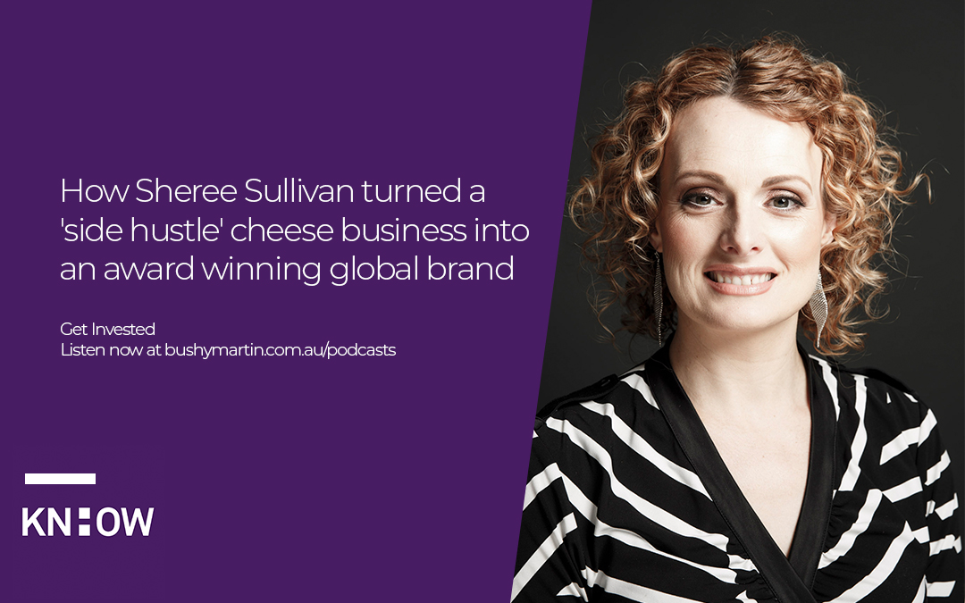 53. How Sheree Sullivan turned a 'side hustle' cheese business into an award winning global brand