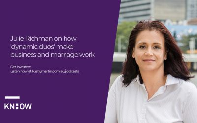 63. Julie Richman on how 'dynamic duos' make business and marriage work