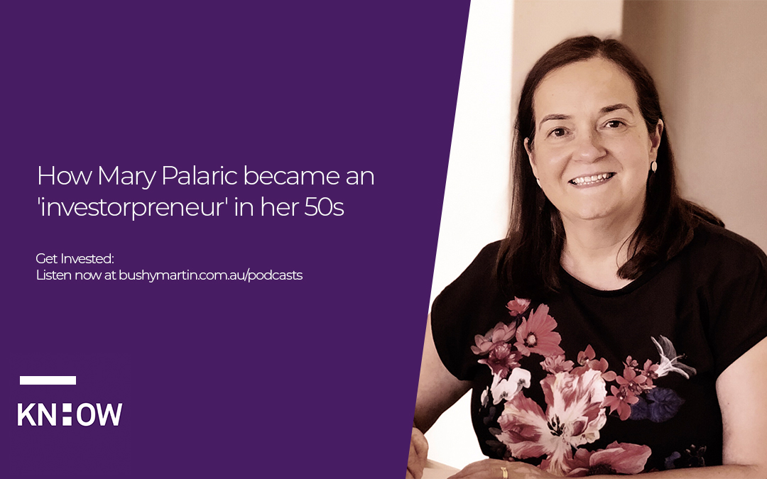 82. How Mary Palaric became an 'investorpreneur' in her 50s