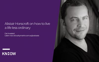 83. Alistair Horscroft on how to live a life less ordinary