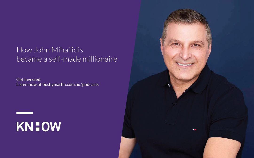 84. How John Mihailidis became a self-made millionaire