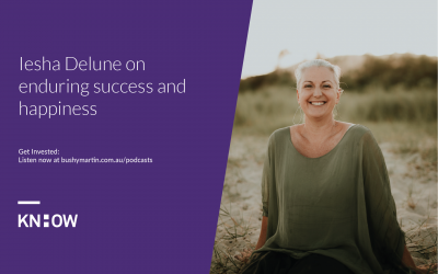 91. Iesha Delune on enduring success and happiness