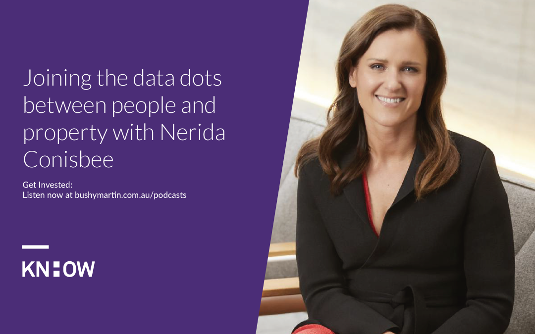 94. Joining the data dots between people and property with Nerida Consibee