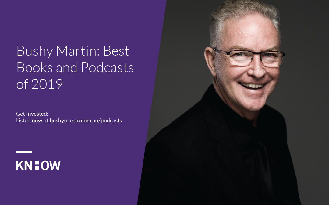 best books and podcasts 2019