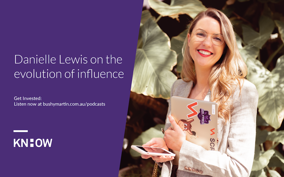 danielle lewis influencer podcast