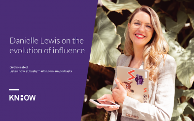 106. Danielle Lewis on the evolution of influence