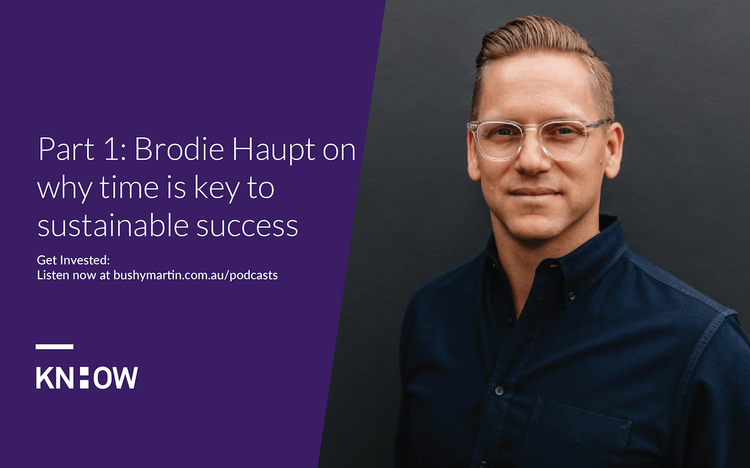 brodie haupt podcast