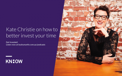 121. Kate Christie on how to better invest your time