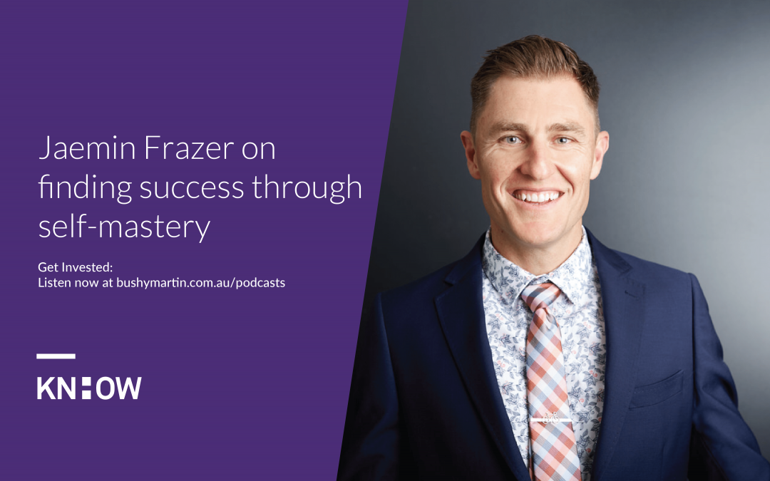 125. Jaemin Frazer on finding success through self-mastery