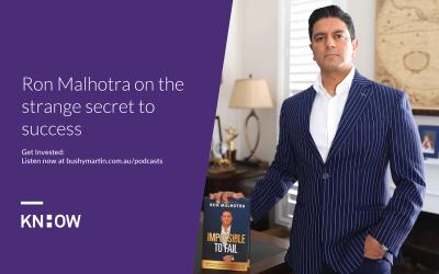 126. Ron Malhotra on the strange secret to success