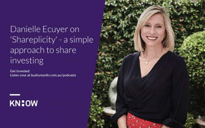 132. Danielle Ecuyer on 'Shareplicity' – a simple approach to share investing