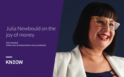 133. Julia Newbould on the joy of money