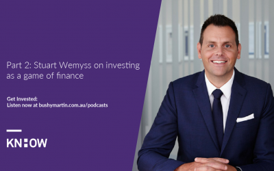 141: Part 2 – Stuart Wemyss on investing as a game of finance