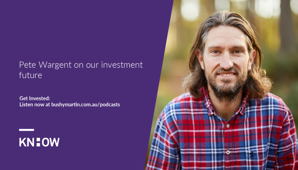 pete wargent investment future