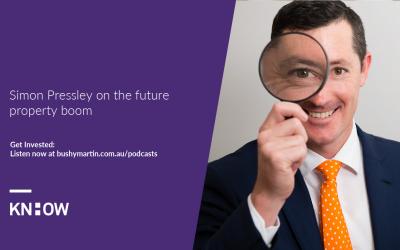 143. Simon Pressley on the future property boom