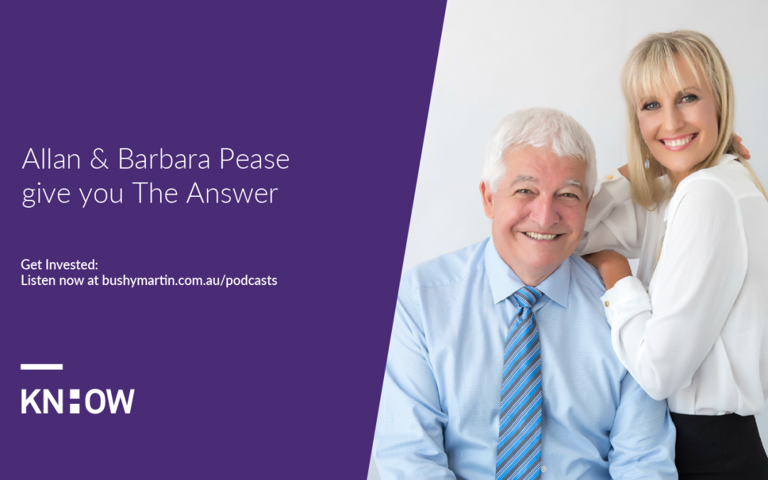 146. Allan and Barbara Pease give you The Answer
