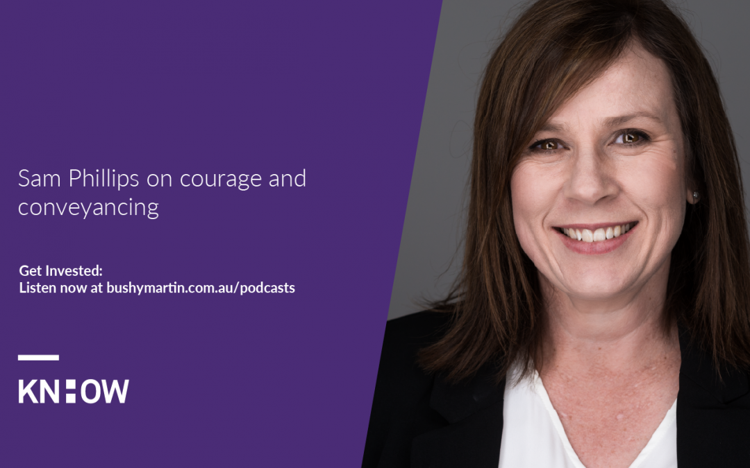 145. Sam Phillips on courage and conveyancing