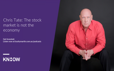 149. Chris Tate: The stock market is not the economy