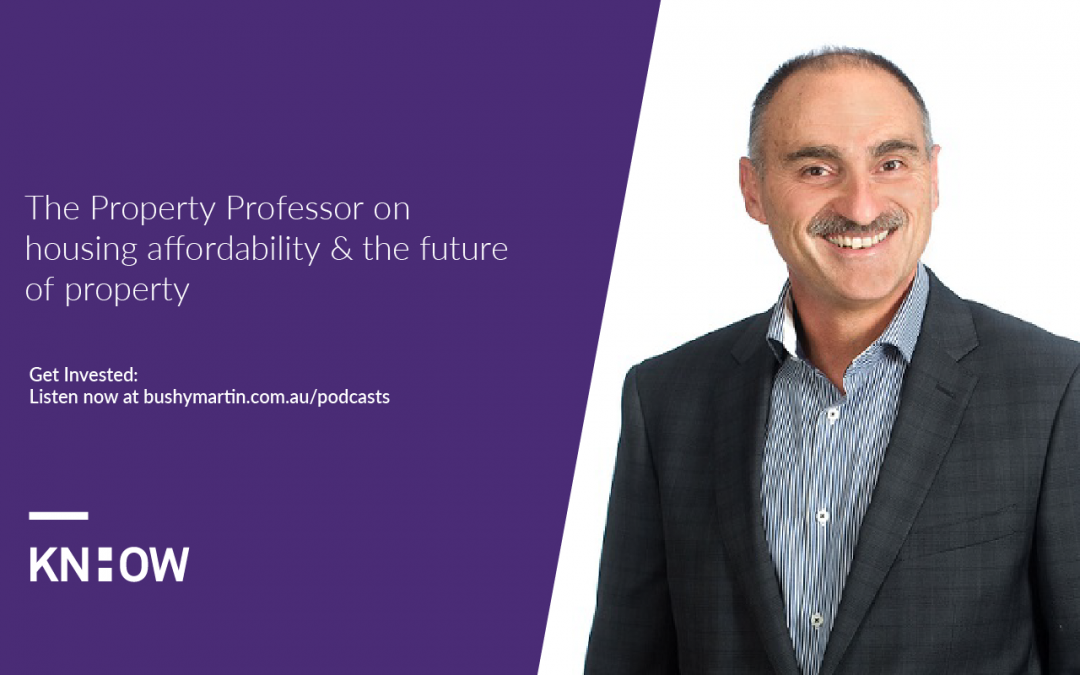 155. The Property Professor Peter Koulizos on housing affordability & the future of property