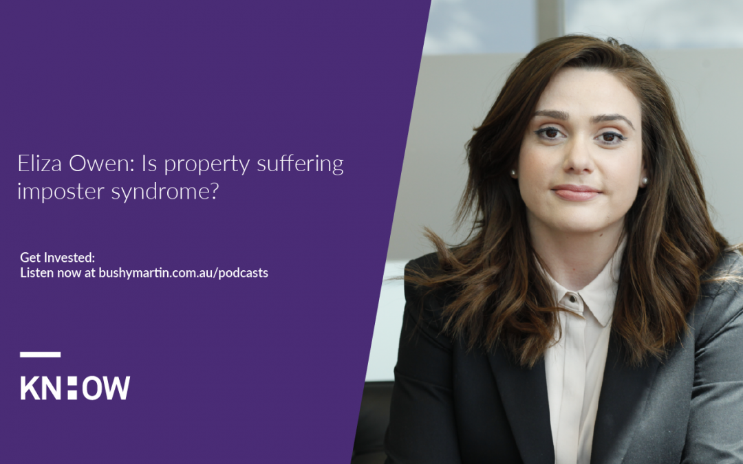153. Eliza Owen: Is property suffering imposter syndrome?