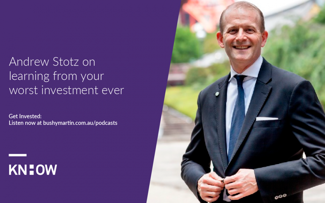162. Andrew Stotz on learning from your worst investment ever