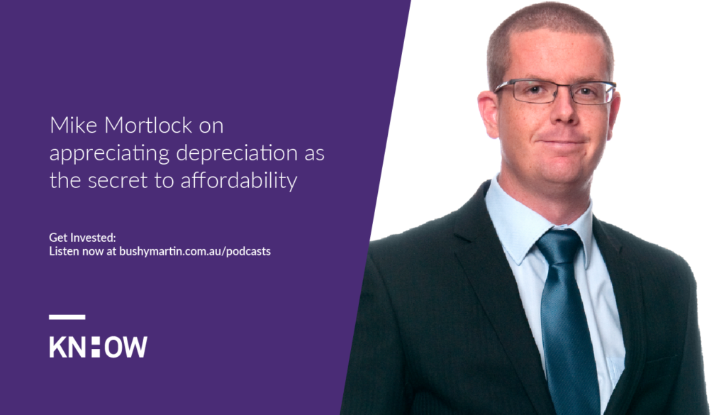 mike mortlock depreciation