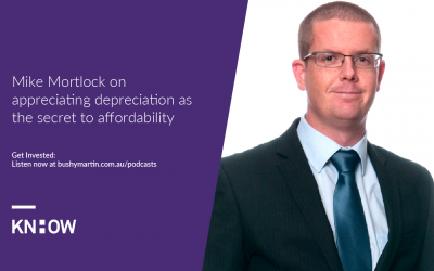 161. Mike Mortlock on appreciating depreciation as the secret to affordability