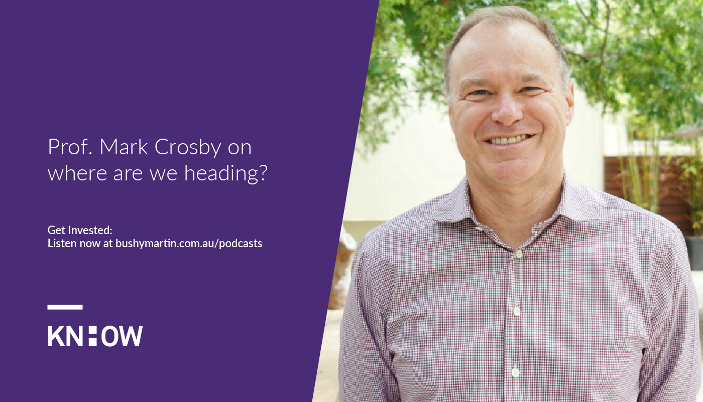 prof. mark crosby podcast