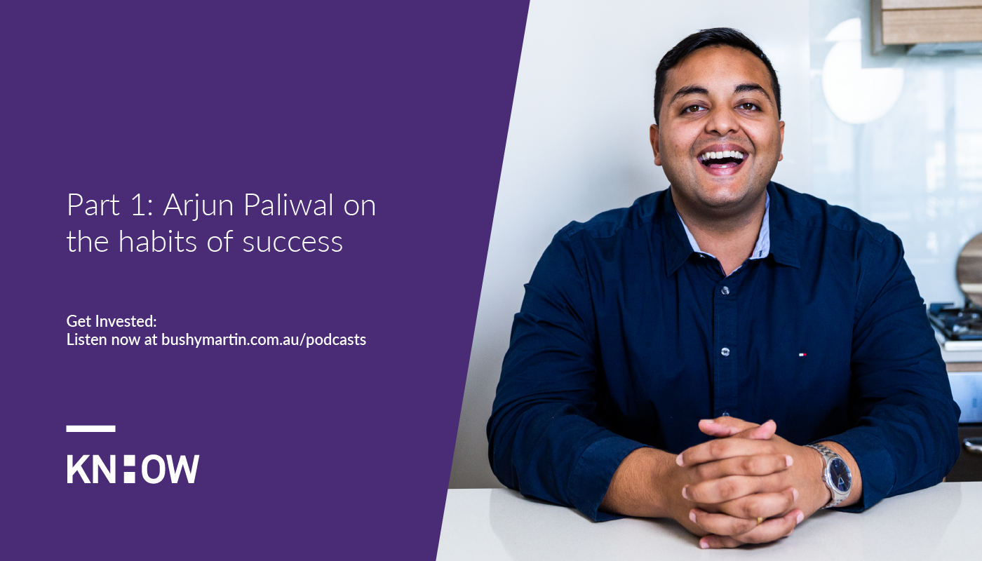 arjun paliwal podcast part 1