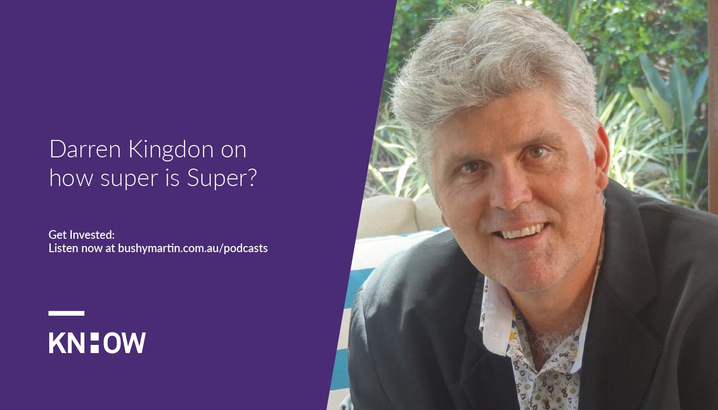 darren kingdon super superannuation