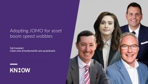 asset bubble speed wobbles