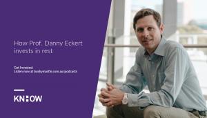 danny eckert sleep rest podcast interview