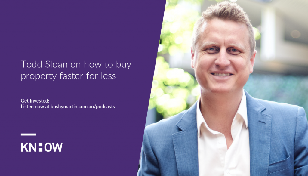 todd sloan how to buy property for less