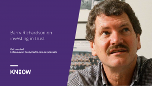 barry richardson trust podcast